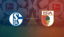 Schalke 04 vs Augsburg Frankfurt