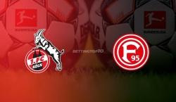 Koln vs Fortuna Dusseldorf
