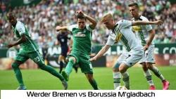 LIVE - Werder Bremen vs Borussia M'gladbach