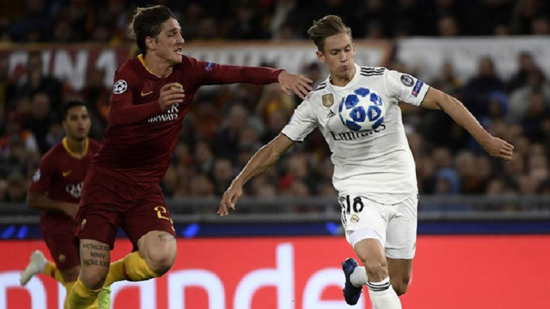 Image Result For Real Madrid Vs Roma Free Online